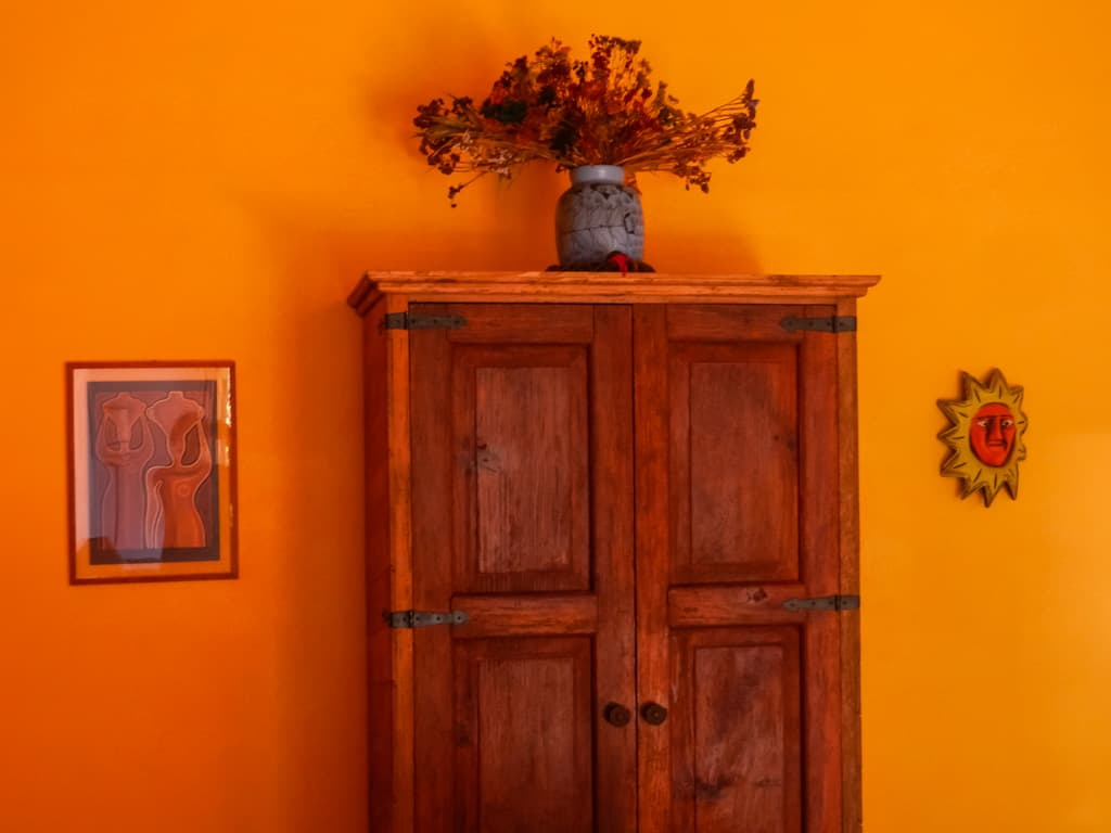 Hotel en patzcuaro sawa closet
