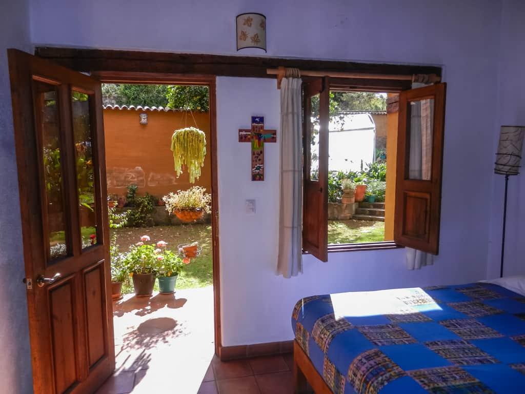 Hotel en patzcuaro sawa puerta ventana