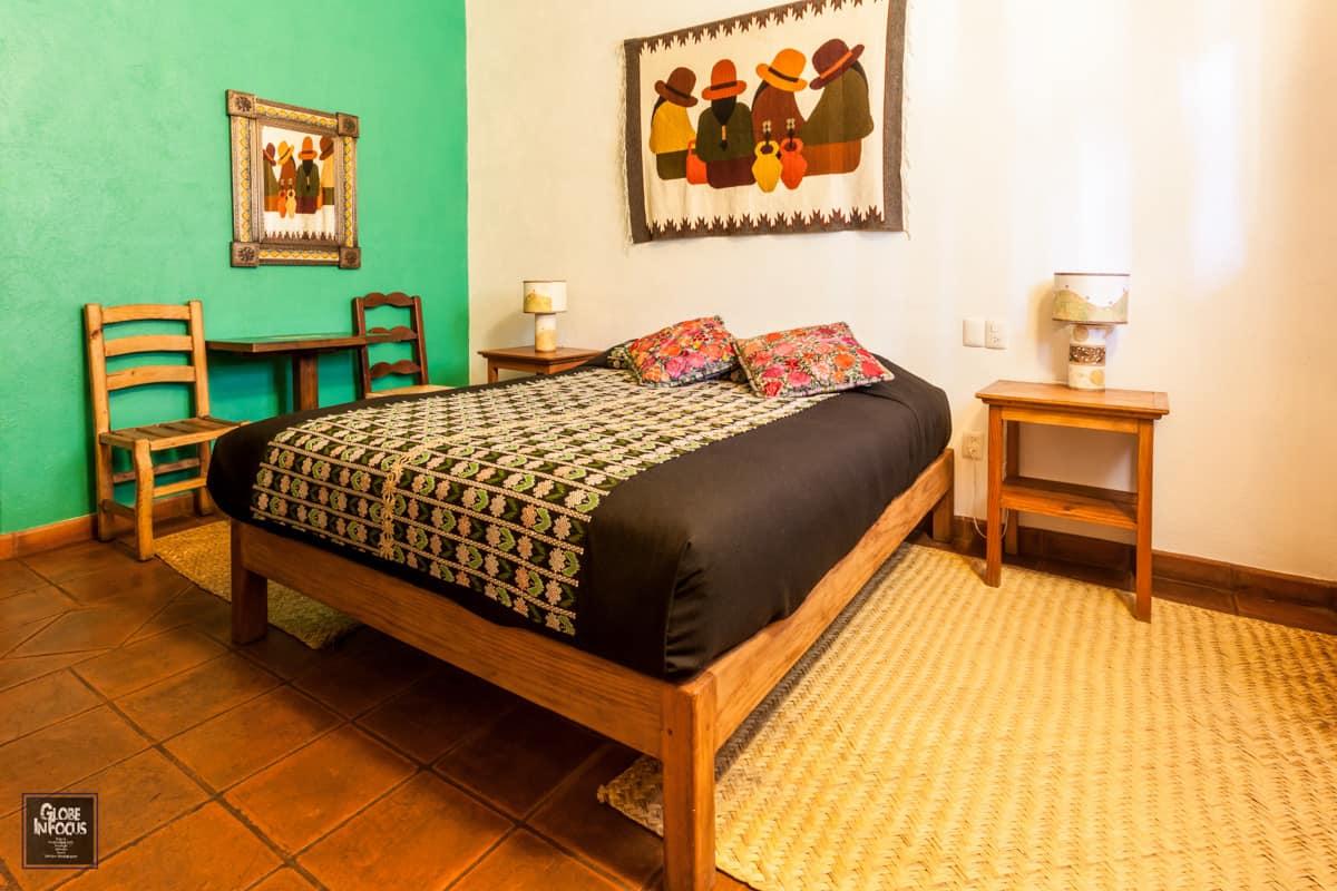 hotel en patzcuaro isawara tapiceria