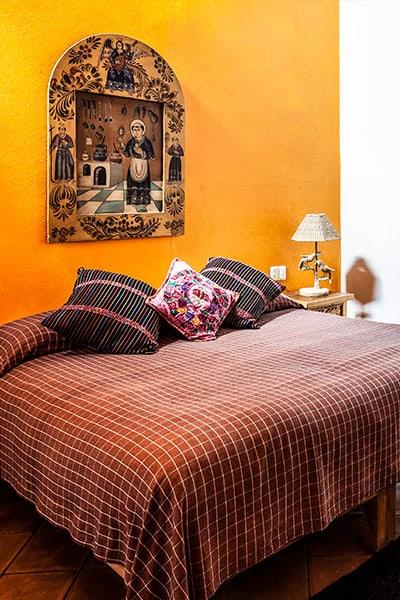 Hotel en patzcuato habitación padiushi en Posada Yolihuani