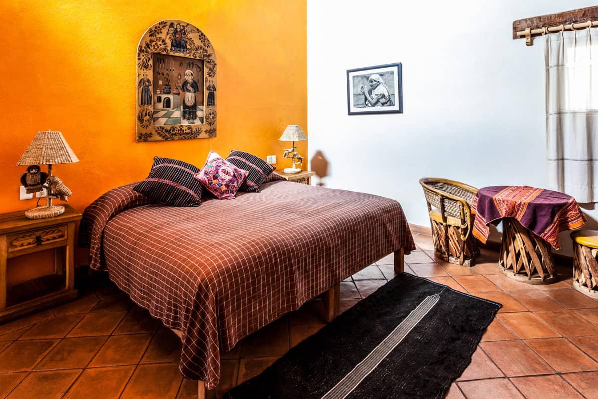 hotel en patzcuaro padiushi cama king size