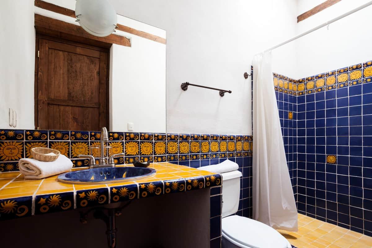 hotel en patzcuaro padiushi ducha