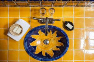 hotel en patzcuaro padiushi lavabo