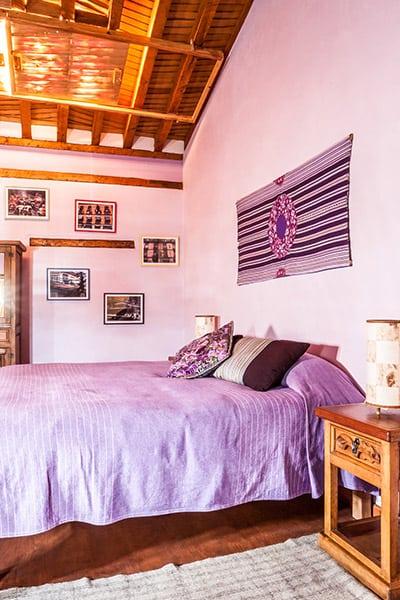 Hotel en patzcuato habitación suchitoto en Posada Yolihuani