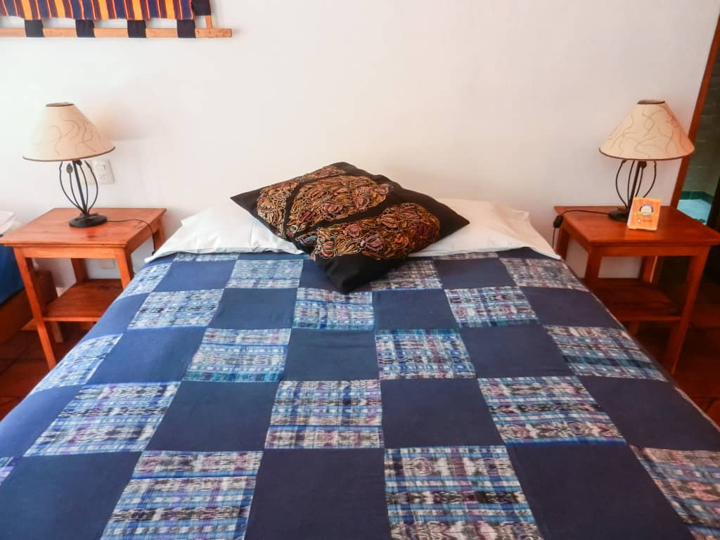 Hotel en patzcuaro sawa cama queen size
